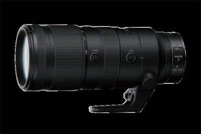 尼康Z 70-200/2.8空前发布 大三元镜头再添一员