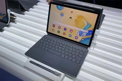 全球首款5G平板--Galaxy Tab S6 5G亮相CES 2020