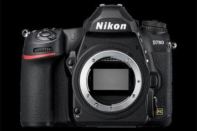 尼康全画幅单反相机D780发布 轻盈的专业