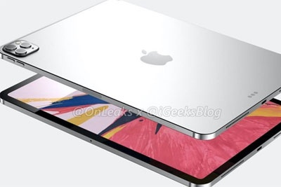 外媒称苹果即将发布新一代iPad Pro!