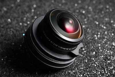 210°视角 老蛙CF 4mm f/2.8鱼眼镜头评测