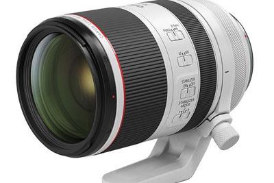佳能发布RF70-200/2.8镜头固件:修复可能性跑焦