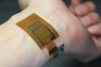 JDI研发薄型可弯曲图像传感器 可读取脉搏波和指纹
