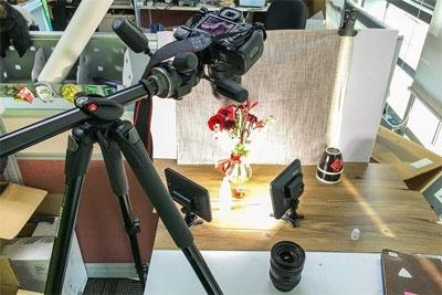 足不出户在家里玩转微距摄影 操作简单 效果理想