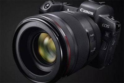 佳能EOS R5、R6全画幅微单相机规格曝光