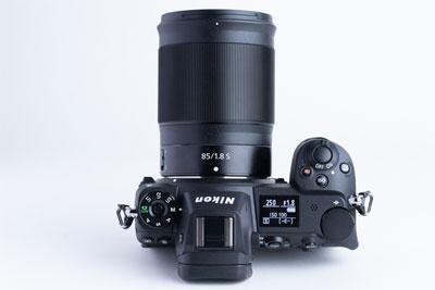 Z卡口本命人像镜头 尼克尔Z 85mm f/1.8 S试用