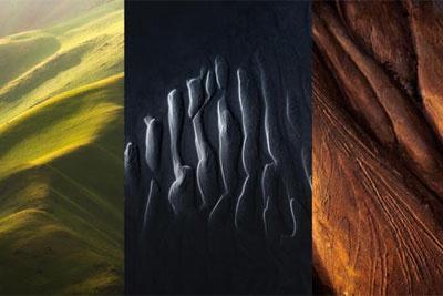 学会这8个小技巧 随手拍出抽象风光大片