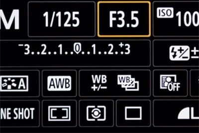相机中的F是什么意思 有什么作用