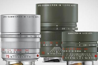 2月底起售 徕卡推出三支M系统新镜头