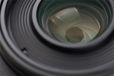 打好基础很重要 在家也能学摄影之光圈