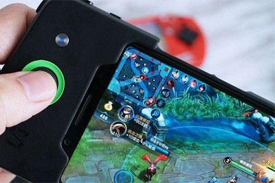 黑鲨游戏手机3标准版跑分曝光:单核4302,多核12448
