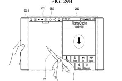 LG专利展示带有可滚动显示屏和触控笔的智能手机