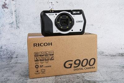 强大四防性能护身 理光便携数码相机G900评测