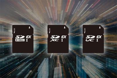 继CF Express卡普及后 SD Express卡或将面世