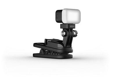 GoPro也想跨界挖煤!?Zeus Mini小灯灯配件发布