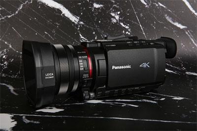 业界最轻小4K60p摄像机 松下HC-X1500评测