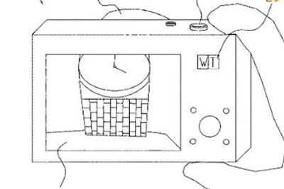 尼康发布一项有趣的专利:相机竟可上锁和解锁