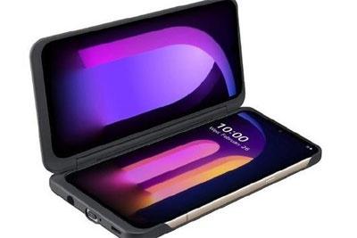 LG V60 ThinQ 5G将6月1日在台开售 价格为8080元
