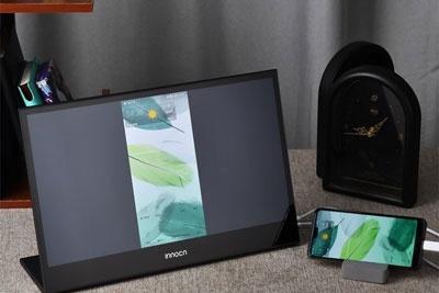INNOCN N1U显示器评测:便携4K好色彩