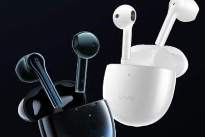 vivo全新TWS耳机抢跑上架:499元 高通手机最佳配件