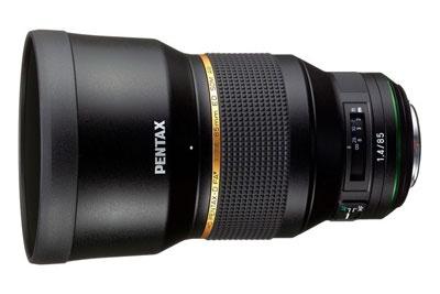 1.4万元买吗?宾得全新85mm F1.4镜头正式发布