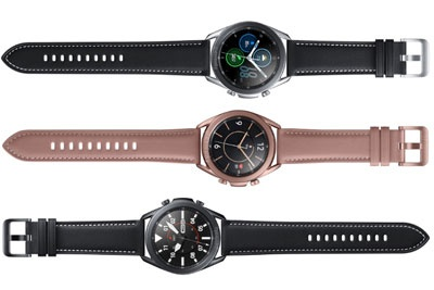 三星Watch 3高清渲染图再曝光:这次加了长表带
