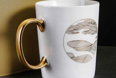 小米十周年纪念款马克杯发布:南宋官窑工艺 99元