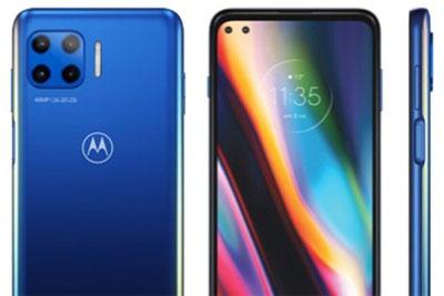 摩托罗拉低价5G手机曝光!前置挖孔双摄后置四摄