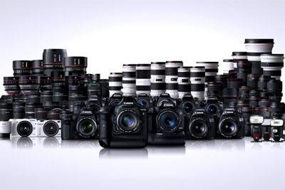 从单反到微单 讲述佳能全画幅相机的历史