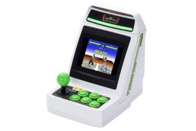 世嘉将12月推出一款迷你街机,收录36款经典街机游戏
