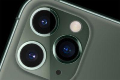 iPhone 11 Pro摄像头原来还有这些浴霸设计 你喜欢吗
