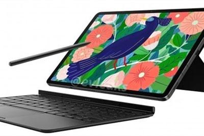 三星Galaxy Tab S7无缘屏幕指纹:仅大杯支持