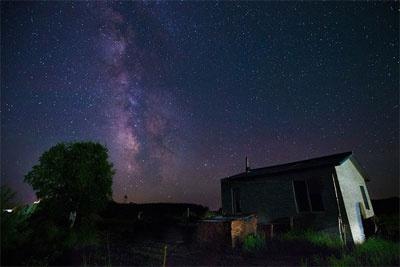 简单几步包教包会 如何拍摄精彩星空照片