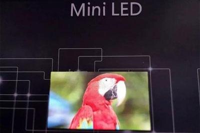 新款iPad Pro或将采用超高分辨率的mini-LED液晶面板