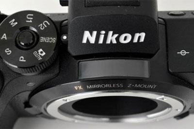 尼康在台湾注册新Z卡口相机
