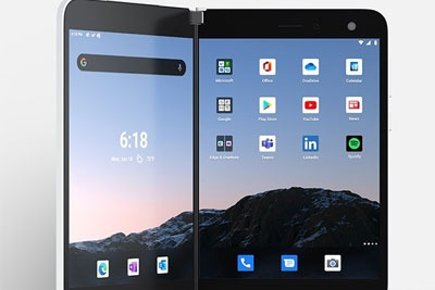微软承诺为Surface Duo提供三年Android更新