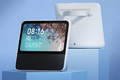 Redmi小爱触屏音箱Pro正式开售 不插电设计随时拎走