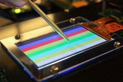 TFT驱动技术 屏幕分辨率升级背后的大功臣
