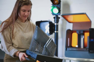 Formlabs宣布推出面向医疗机构和牙科诊所的3D打印机