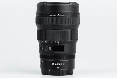Z卡口大三元超广驾到 尼克尔Z14-24mm F2.8评测