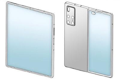 华为全新折叠屏专利曝光:更全面的全面屏颜值惊艳