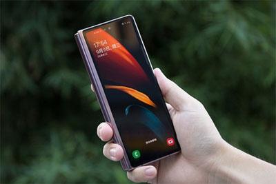 三星Z Fold2 5G折叠屏手机正式开售!16999元享大屏