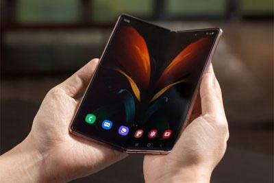 三星Galaxy Z Fold2 5G折叠屏体验荣获泰尔实验室五星认证