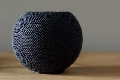 苹果发布HomePod mini智能音箱:椭圆造型 专注音质