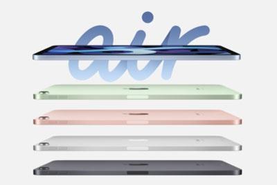 全新iPad Air安兔兔跑分公布 66万分表现比iPhone 12好