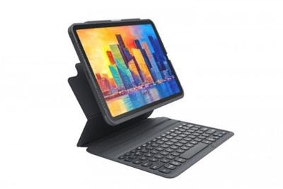 Zagg推出适用于iPad的键盘保护套和手写笔等配件