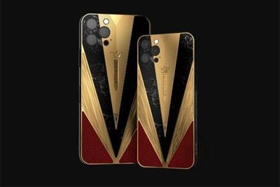iPhone 12 Pro系列Caviar定制保护壳亮相 最贵卖31万