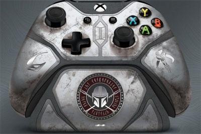 联动《曼达洛人》第二季 微软推出限量主题Xbox手柄套装
