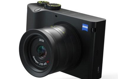 曝蔡司全画幅安卓相机ZX1将于10月29日上市,售价6000美元