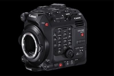 佳能8K电影摄影机或正测试中
